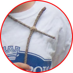 Kateri cross craft