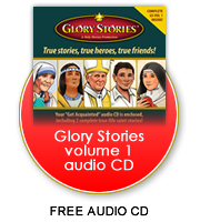 Free Glory Stories CD