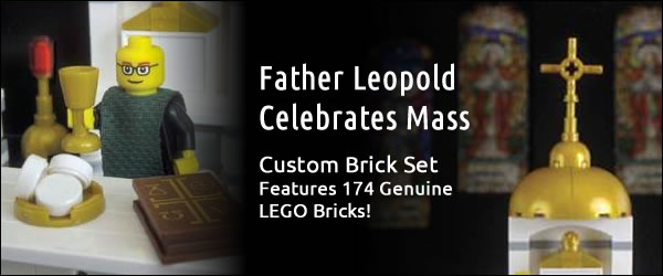 Catholic Lego