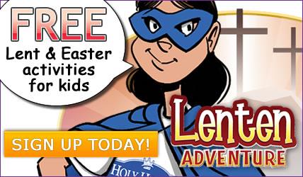 Free Lent Activities