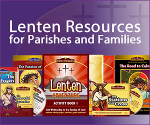 free Lent childrens activities