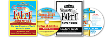 Summer Faith Adventure